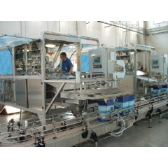 FBR-ELPO aseptic bag-in-box (BIB) filling machines and aseptic processing equipment are available exclusively through T.H.E.M. (Technical Help in Engineering & Marketing).