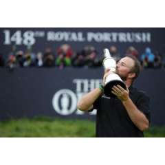 Shane Lowry wins the Claret Jug at The 148th Open at Royal Portrush