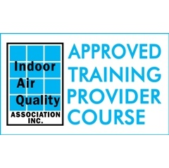 IAQA Approved Training Provider Course