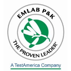 EMLab P&K is the leading commercial indoor air quality (IAQ) laboratory in North America, providing lab analysis for mold, asbestos, Legionella, bacteria, USP 797, radon, allergens and more
