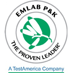 EMLab P&K accredited by New York State Department of Health (NYSDOH) ELAP for Legionella water testing