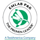 EMLab P&K Receives Accreditation from New York State for Legionella Water Testing