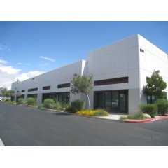 EMLab P&K Las Vegas asbestos and mold lab located at: 6100 Mountain Vista, Suite #160, Henderson, NV 89014