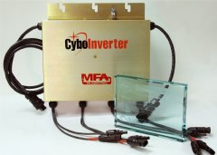 CyboEnergy's latest release is the Grid-Interactive CyboInverter with five models compatible with electrical standards around the globe.