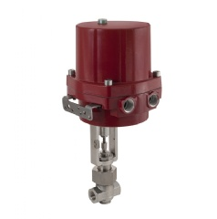The Smart Electric Valve Actuator (SEVA) from Badger Meter.