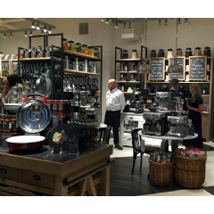 Williams-Sonoma's newest location at Ponce City Market