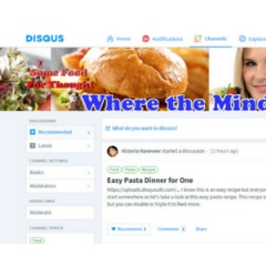 Some Food for Thought � Disqus.com Channel