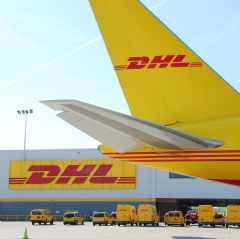 The CVG hub, one of three DHL global hubs, connects the United States to the DHL global network spanning Asia, Europe and the Americas.