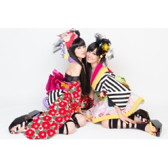 YANAKIKU, a Japanese vocal duo who performed wearing their �KIMOCOS = Kimono meets Cosplay� and created a YANAKIKU sensation at J-POP SUMMIT 2014 are coming back to J-POP SUMMIT 2015!