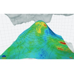 Illuminate complex reservoir structures through depth-domain modeling, imaging, and inversion.