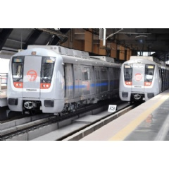 Dehli's latest order increases their MOVIA metro fleet to 776 vehicles, making one of the largest metro fleets in the world.