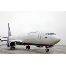 Brand New B737-800 M. Shchepkin Joins Aeroflot Fleet