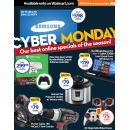 Walmart Releases All 2,000 Cyber Monday Deals Sunday Night at 8 p.m. ET to Offer Customers Top Specials Without Midnight Madness
