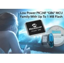Microchip�s New Cost-Effective Low Power PIC� MCUs Extend Battery Life and Eliminate External Memory via 1 MB of Dual-Partition Flash