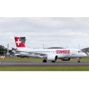 SWISS Launches Revenue Service with State-of-the-Art Bombardier C Series Aircraft