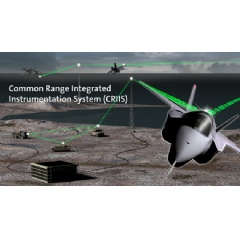 CRIIS equipment will support a variety of platforms, including the F-35 and F-22 for improved operational realism.
