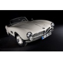 The perfect stage for Elvis�s BMW 507 and other legends from the last 100 years