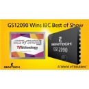 Semtech UHD and HDR Solution Wins Best of Show Award at IBC 2016