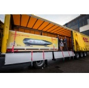DHL helps explore future of transport with delivery of Delft Hyperloop