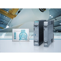 Siemens is bringing a new product family of thermistor motor protection relays onto the market. The Sirius 3RN2 replaces the preceding 3RN1 series, and with widths of only 17.5 and 22.5 millimeters these relays require less space in a control cabinet
