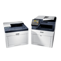 Xerox Phaser 6510 color printer and Xerox WorkCentre® 6515 color MFP