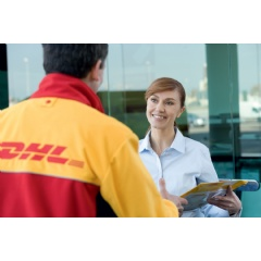 DHL Express has seen steady international time-definite volume growth in the last three years.