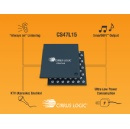 Cirrus Logic's Newest Smart Codec Expands Advanced Audio Features Beyond Flagship Smartphones
