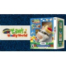 The Cute and Cuddly Poochy & Yoshi's Woolly World Launches for the Nintendo 3DS Family of Systems on Feb. 3