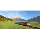 Bombardier and Austrian Federal Railways Sign Framework Agreement for up to 300 TALENT 3 Trains