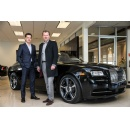 Rolls-Royce Motor Cars Americas Welcomes OpenRoad Auto Group Into United States With Bellevue, Washington Acquisition