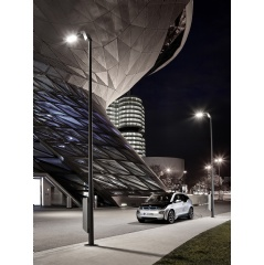 The intelligent streetlight from Infineon and eluminocity can offer a secured platform with scalable sensor hub, data processing and connectivity, it leverages existing cellular infrastructure and can support the evolution towards 5G deployment.