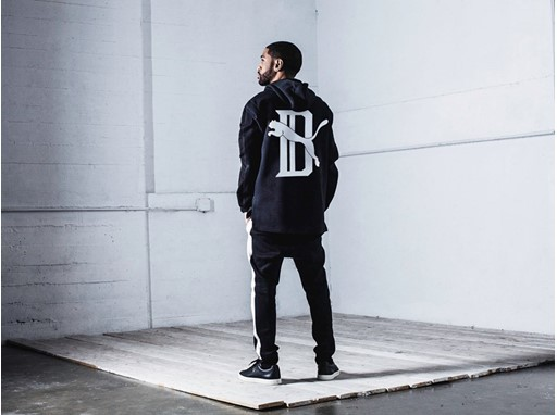 Puma Announces Big Sean as New Global Ambassador & Creative Collaborator