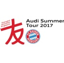 FC Bayern München on Audi Summer Tour in Asia