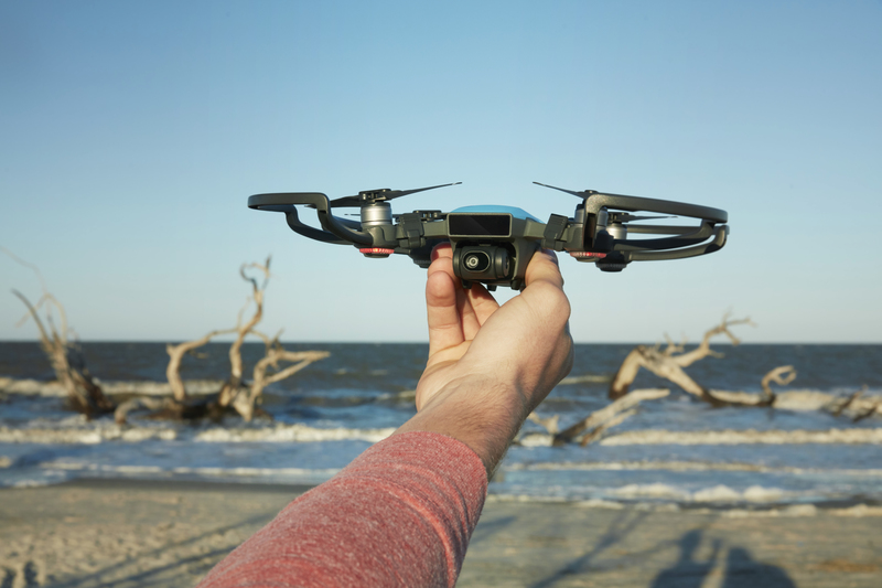 The new Spark is DJI's smallest, cheapest drone yet