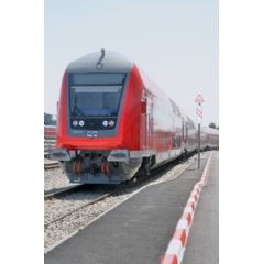 This seventh consecutive order will increase Israel Railways' fleet of TWINDEXX Vario coaches to 586
