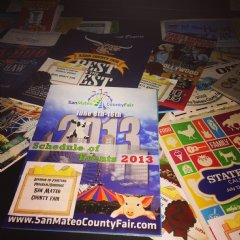 The San Mateo County Fair Took Home 20 Western Fair Association's (WFA) Acheivement Awards.