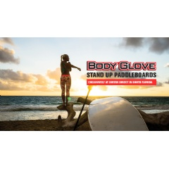 Body Glove SUP line is now available in Florida, exclusively at Divers Direct.