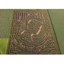 Corn Maze in Harmony, New Jersey, honors Veterans & Heroes