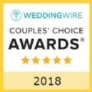 Music By Design Awarded WeddingWire Couples' Choice Award® 2018