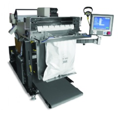 New Autobag� 850S� Bagger is designed for mail order fulfillment applications with a wide range of bag sizes up to 22 inches wide.