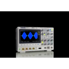 New X-Series Digital Oscilloscope from Siglent with Super Phosphor Technology