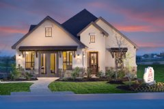 Beautiful Jimmy Jacobs model home in New Braunfels, TX