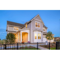 The Douglas plan model home was nominated for 5 awards, winning 2, in the 2015 NOCO Parade of Homes.