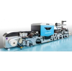 The Graphium UV digital hybrid inkjet press.