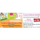 Daiso Japan Announces Ontario Store Grand Opening