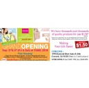 Daiso announces Concord Store Grand Opening