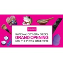 Daiso Japan Announces Grand Opening of National City Store