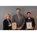 CommonWealth One Federal Credit Union Wins 1st Place Desjardins Youth Financial Education Award