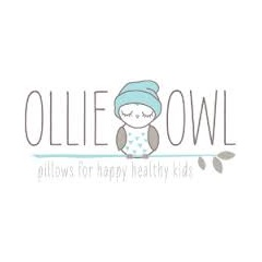 Ollie Owl is a business dedicated to supporting the sleeping needs of children, through age appropriate contoured pillows.