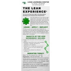 The Lean Experience® Course